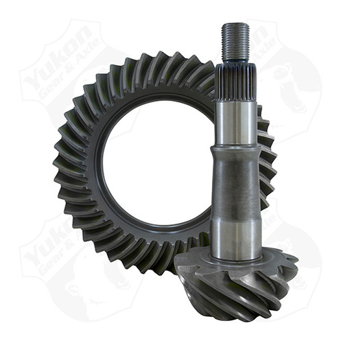 Yukon Gear And Axle YGGM8.5-411 4.11 Ring & Pinion Gear Set GM 8.5