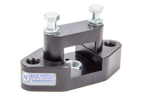 Wehrs Machine WM62322 2x2 Panhard Mount 3 Hole Aluminum