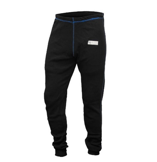 K1 Racegear 26-XUP-N-3XL Underpants SafetyX Black 3X-Large
