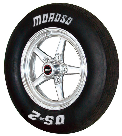 Moroso 17040 24.0/5.0-15 DS-2 Front Drag Tire