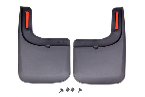 Husky Liners 58471 17-   Ford F250 Front Mud Flaps w/OE Flares