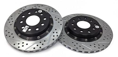 Baer Brakes 2302021 Corvette Rear Rotors