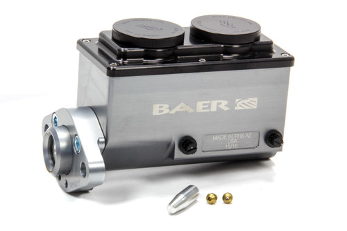 Baer Brakes 6801262RP Master Cylinder Assembly 15/16in Bore Right Port
