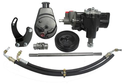 Borgeson 999014 Power Steering Conversio n Kit 58-64 Chevy SBC