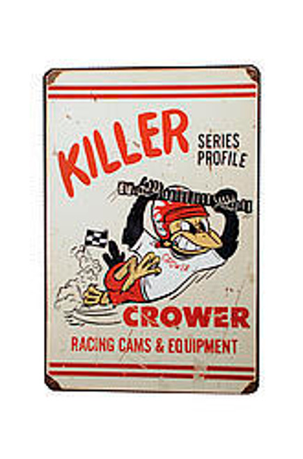 Crower 86440 Crower Killer Profile Sign