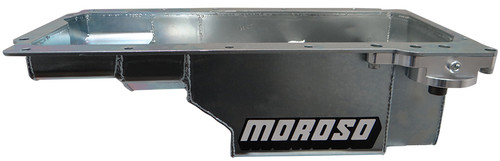 Moroso 20139 Oil Pan - GM LS 93-02 F-Body Steel