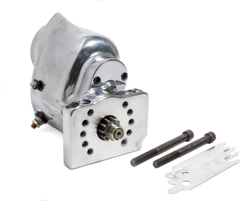 Pertronix Ignition S3000P Contour Series Starter Chevy V8 - Polished