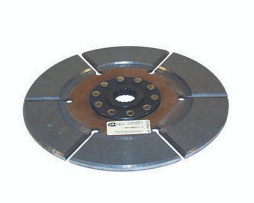 Ram Clutch 1358 Clutch Disc 10.5x1-3/16-18