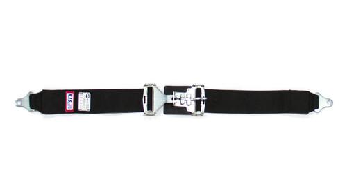 Rjs Safety 15001901 3in Lap Belts Black