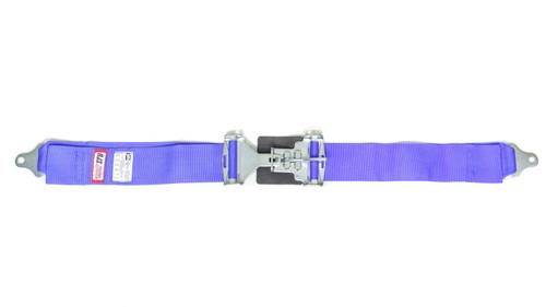 Rjs Safety 15001903 3in Lap Belt Blue