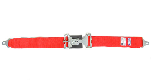 Rjs Safety 15001904 3in Lap Belt Red