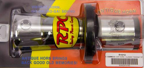 Racing Power Co-Packaged R1010 Chrome Ooga Classic Car Horn