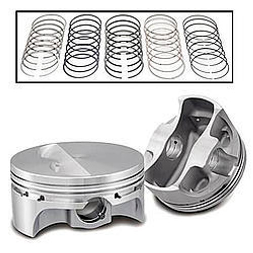 Sportsman Racing Products 279524 SBF F/T Pro-Series Piston & Ring Set 4.040