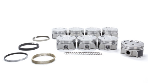 Sportsman Racing Products 324858 SBC Pro-Series Piston Set 602 Crate 4.005 Bore