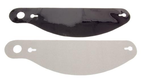 Ultra Shield S25 Smoked Tearoffs 5pk 01225 Style