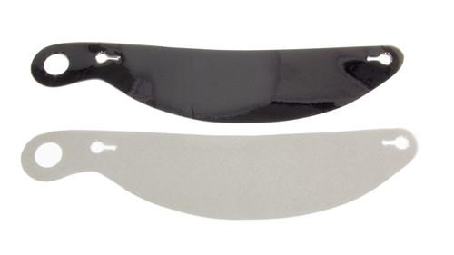 Ultra Shield S30 Smoked Tearoffs 5pk 01230 Style