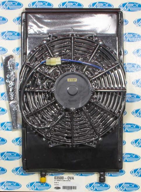Vintage Air 03500-OVA Remote Condenser w/Fan