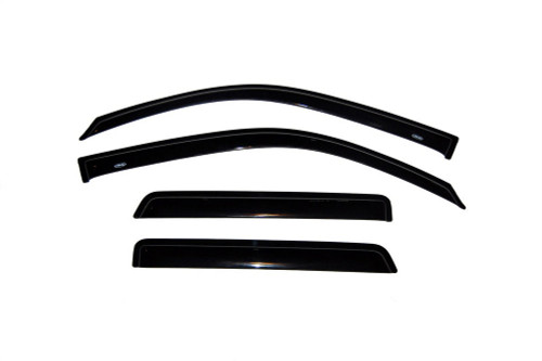 Ventshade 94733 02-   Trailblazer 4pc Ventvisor Smoke