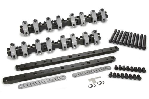T And D Machine 7000-175/175 BBF Shaft Rocker Arm Kit - 1.73/1.73 Ratio