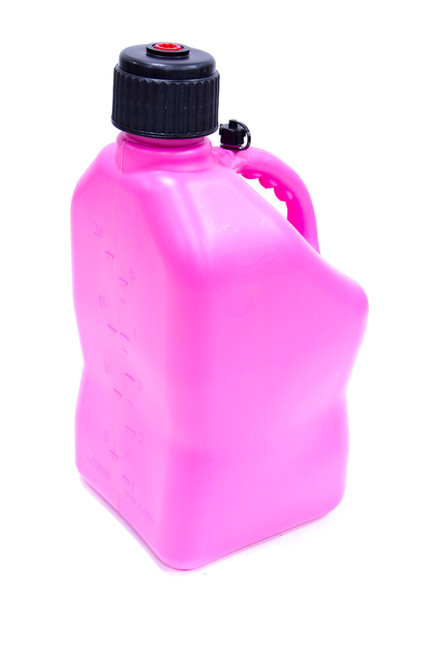 Vp Fuel Containers 3812 Utility Jug 5 Gal Pink Square