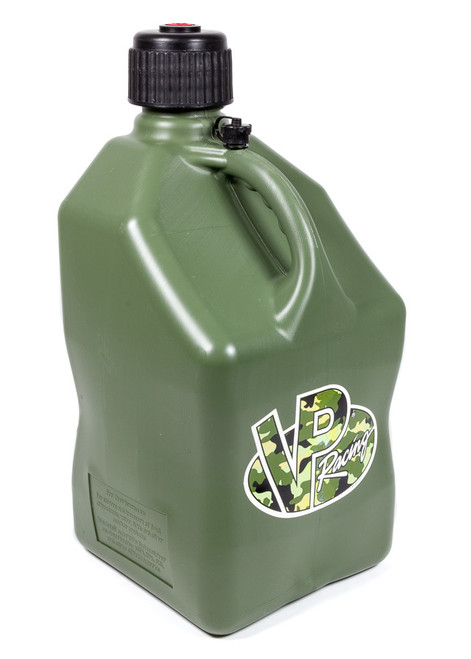 Vp Fuel Containers 3842 Utility Jug 5 Gal Camo Square