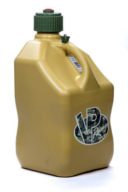 Vp Fuel Containers 4042 Utility Jug 5 Gal Tan Square
