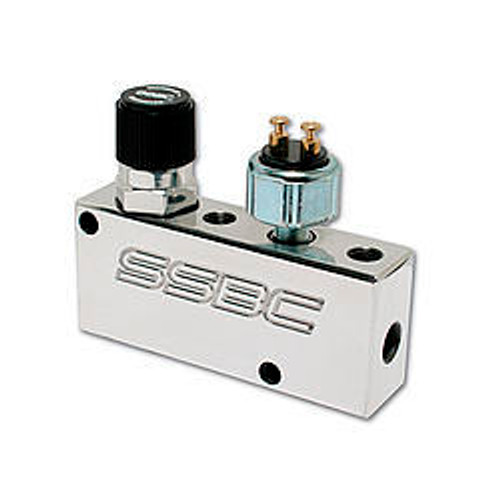 Stainless Steel Brakes A0730P Proportioning Valve and Distribution Block