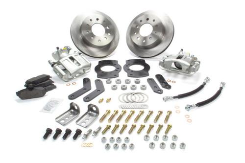 Stainless Steel Brakes A125-2 55-70 GM Full Size Rear Brake Kit