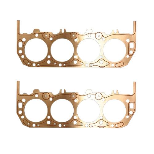 Sce Gaskets T135762 BBC Titan Copper Head Gaskets 4.570 x .062