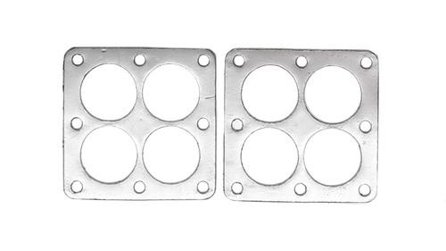 Remflex Exhaust Gaskets 8032 Exhaust Collector Gasket (pair) 4-Bolt Universal