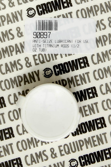 Crower 90897 Anti-Seize Lubricant - For Titanium Rods