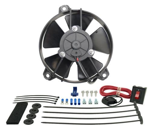 Derale 16505 5in Tornado Electric Fan