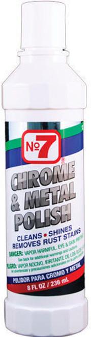 Cyclo 10120 No.7 Chrome Polish