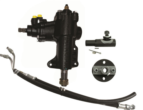 Borgeson 999024 P/S Conversion Kit Fits 68-70 Mustang with Power