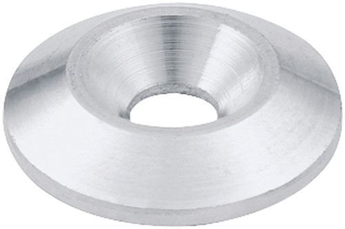 Allstar Performance 18662 Countersunk Washer 1/4in x 1in 10pk