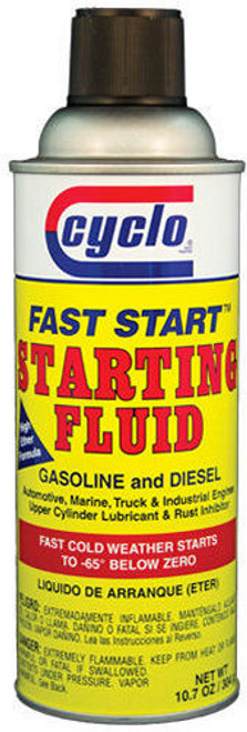 Cyclo C100 10.7 Oz Starting Fluid