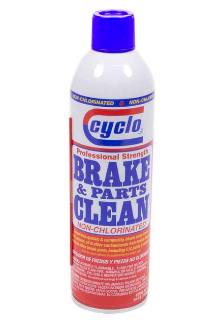 Cyclo C111C 14oz Brake Cleaner Non Chlorinated