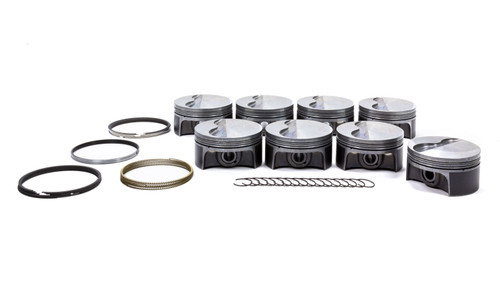 Mahle Pistons 930223075 LS3 PowerPak F/T Piston 4.075 Bore
