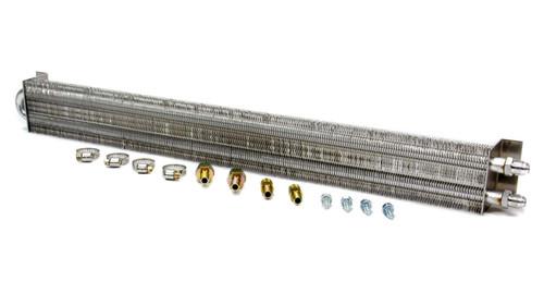 Perma-Cool 1004 Frame Rail Oil Cooler Kit -6AN Ends