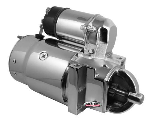 Tuff-Stuff 3510AC Chrome Super Torque GM Starter Staggered Bolt