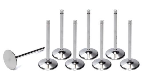 Trick Titanium TTICN2080-2R-8 2.080 Intake Valves - +.200 Long