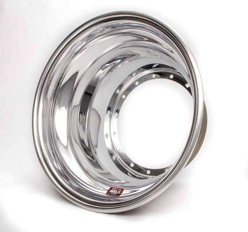 Weld Racing P857-5314 Outer Wheel Half 15x3.5