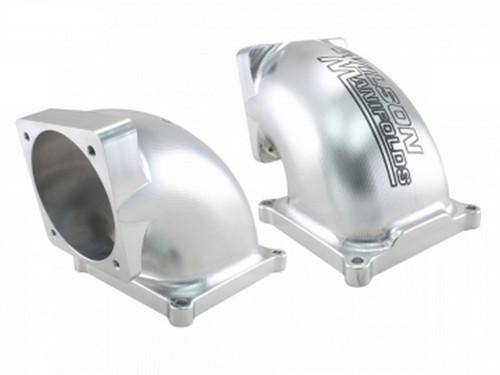 Wilson Manifolds 462205 Billet Elbow 90-105mm - 4500 Flange