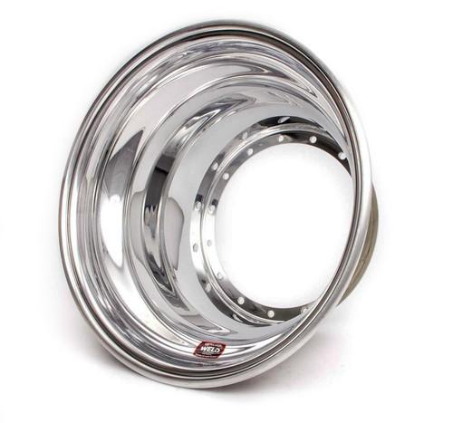 Weld Racing P858-5214 15x12.25 Outer Half No Bead-Loc
