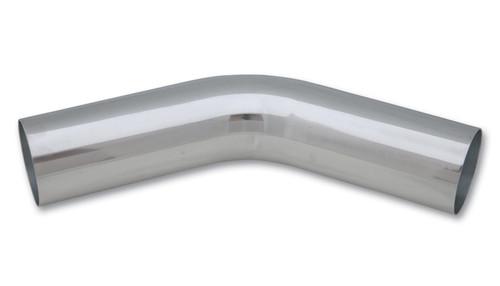 Vibrant Performance 2177 45 Deg Aluminum Elbow 2-1/2in OD x 6-1/2in Lng
