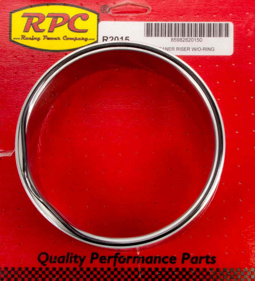 Racing Power Co-Packaged R2015 2-1/4in Alum Air Cleaner Spacer