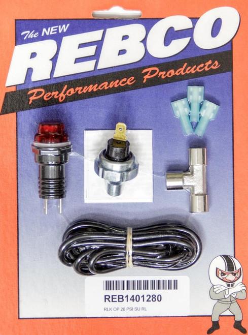 Reb-Co 52-1401280 Rebelite-Op 20 Psi
