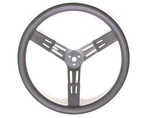 Reb-Co 52-2708675 17in Black Steel Wheel Smooth
