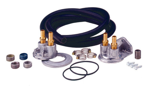 Perma-Cool 10695 Universal Remote Single Oil Filter Kit