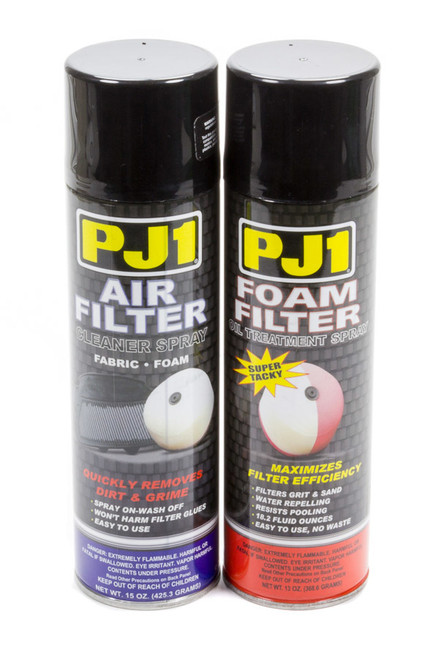 Pj1 Products 15-202 Foam Filter Care Kit
